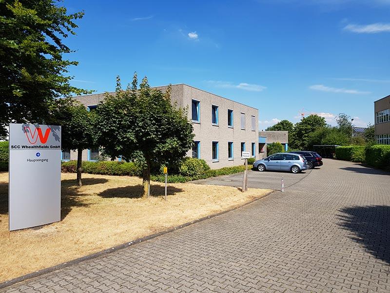 Whealth GmbH Außenansicht